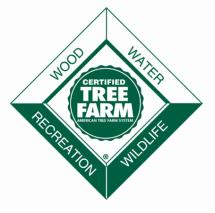 Certified Tree Farm Logo